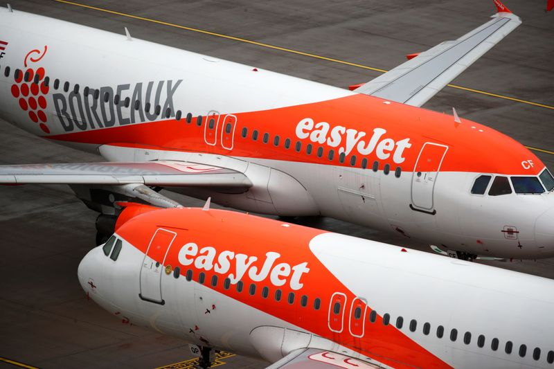 Easyjet chairman Barton prepares to step down in 2022 - Sky News