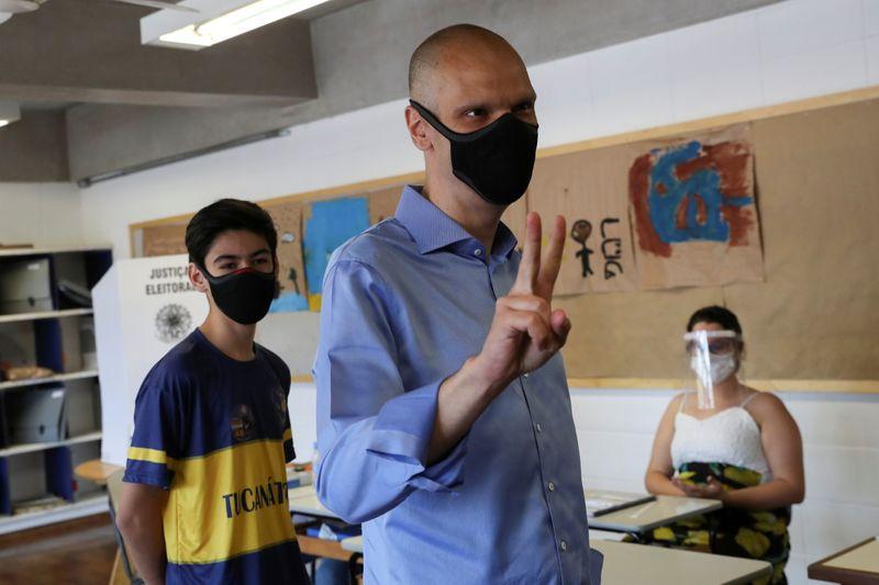 Brésil: Décès du maire de Sao Paulo, Bruno Covas, d'un cancer à l'âge de 41 ans