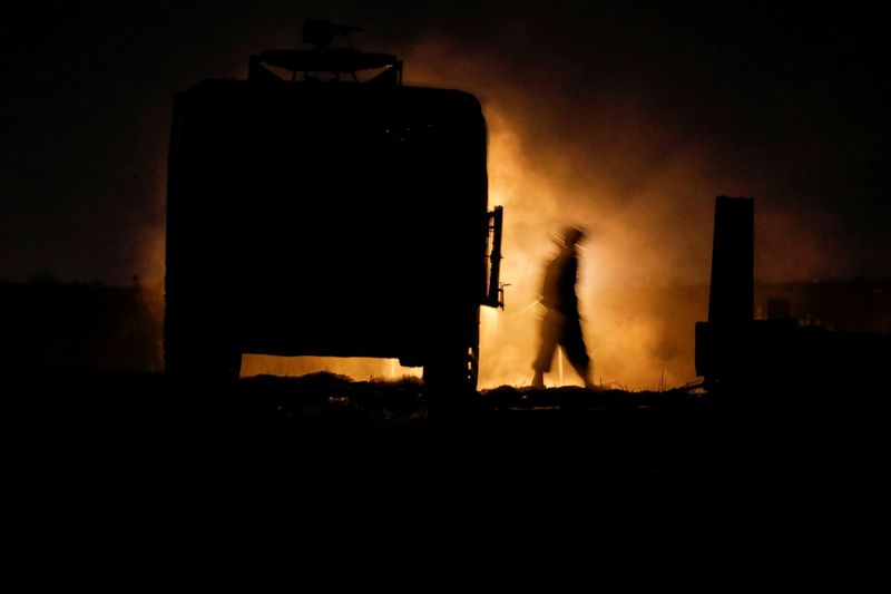Israel-Gaza fighting enters its second week