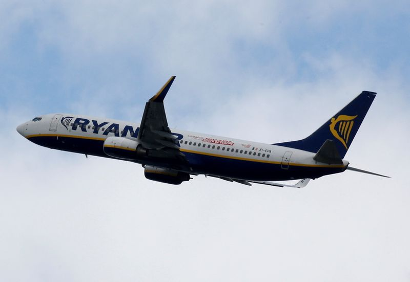 Ryanair 'upset' with Boeing, fears no MAX deliveries before summer