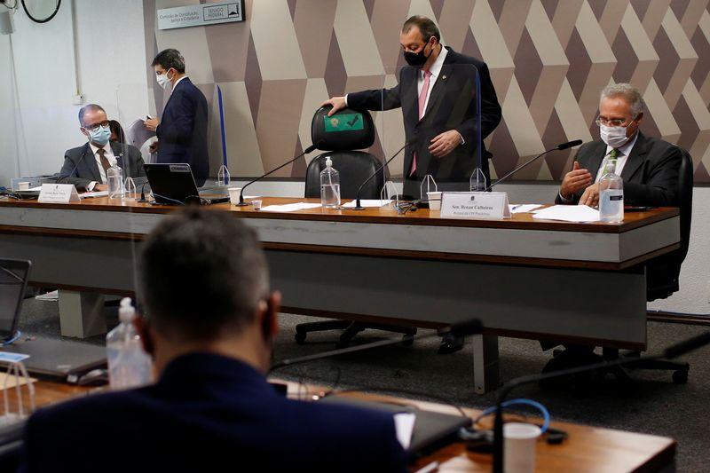 Para presidente da CPI, governo errou no combate à Covid e Bolsonaro foi mal orientado