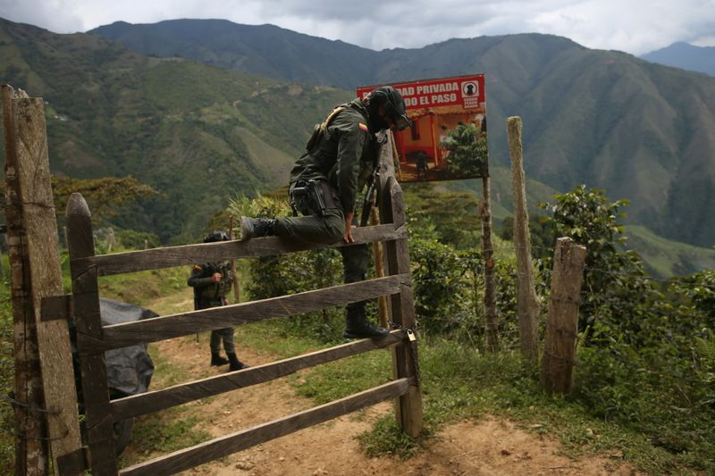 Gold diggers: Illegal mining near Colombian town hits Zijin output