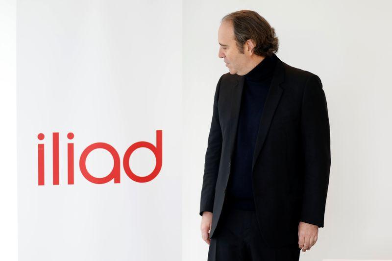 Iliad chute en Bourse, inquiétudes sur le cash-flow opérationnel en France