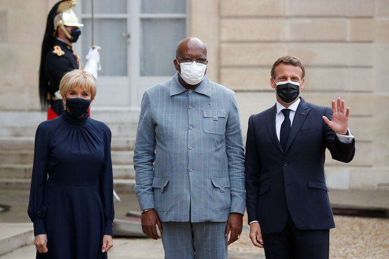 France, African leaders push to redirect $100 billion in IMF SDR reserves  by October By Reuters