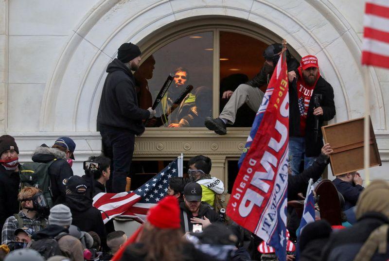 U.S. Capitol attack commission advances in Congress, but Republicans resist