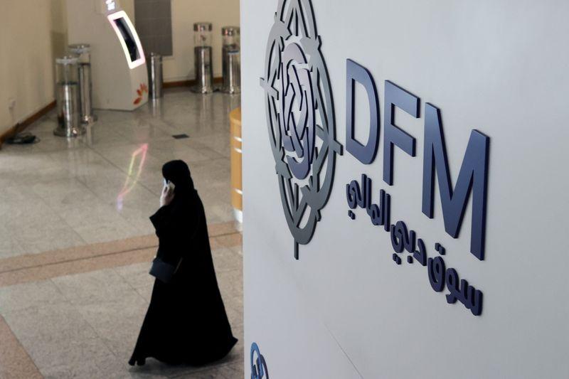 دبي تقود أسواق الأسهم الرئيسية في الخليج للصعود