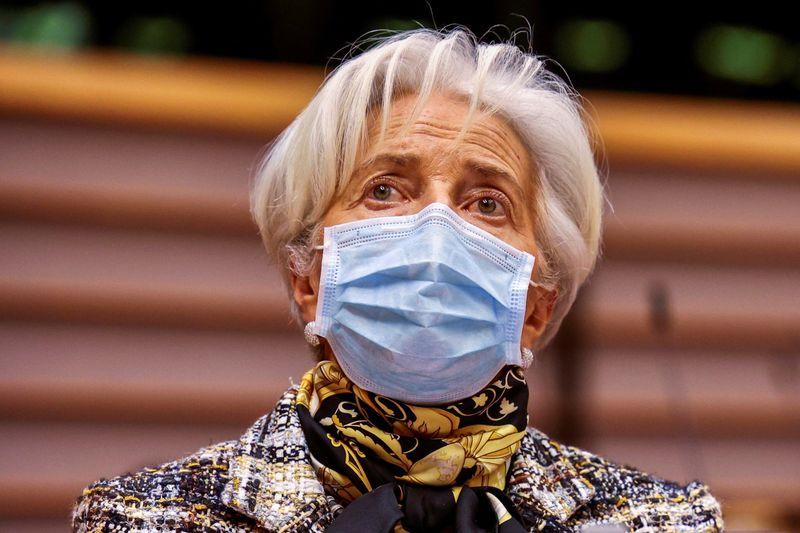 Lagarde (BCE) contre un retrait prématuré des mesures de soutien