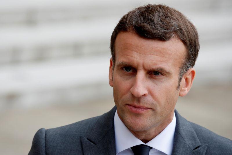 Macron annonce le maintien de la chaîne publique France 4