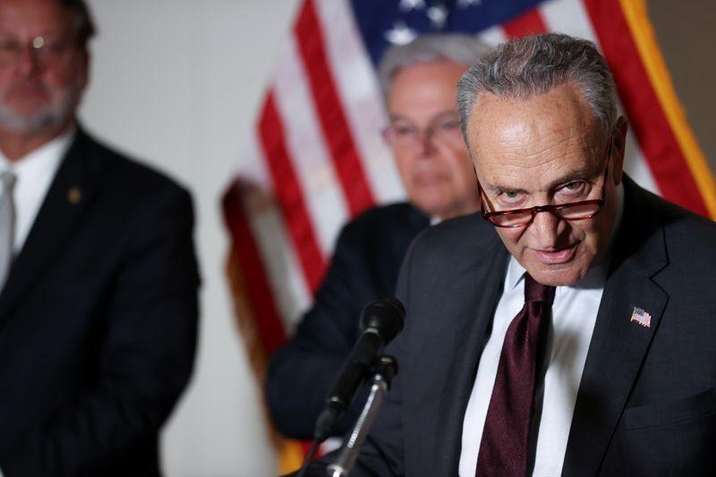 Senate Democrat proposes $52 billion for U.S. chips production, R&D