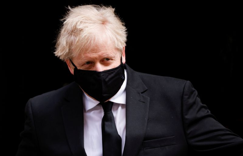 UK's Johnson announces urban renewal plans after promise to