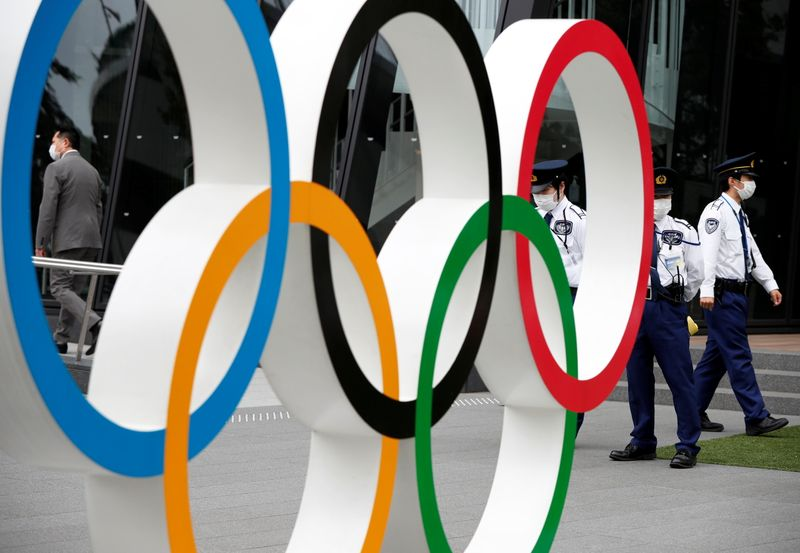 Most Japanese medical workers still not fully vaccinated as Olympics loom