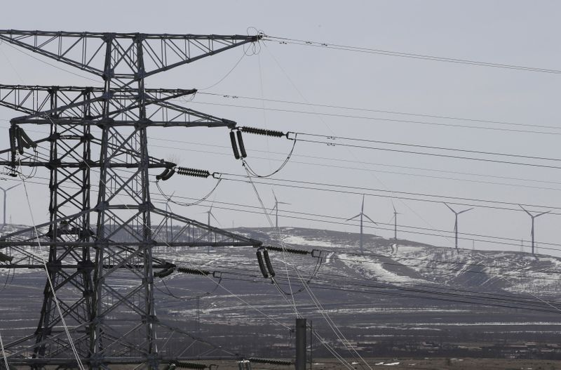 Analysis-To tackle climate change, China must overhaul its vast power grid
