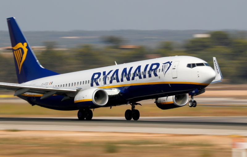 Rare wins for Ryanair in EU court ruling on aid for KLM, TAP