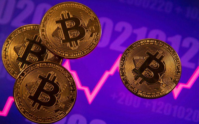 Bitcoin, ethereum plunge; crypto market cap losses nearly $1 trillion