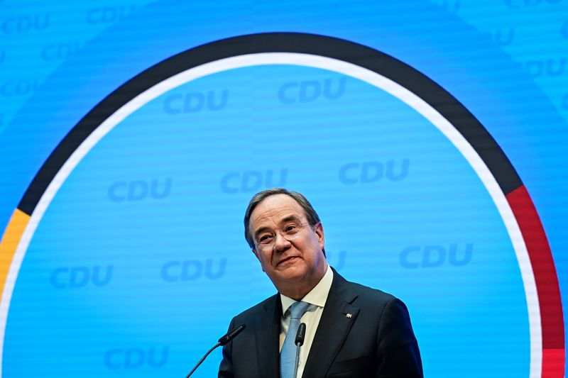 Languishing Laschet: the plan to boost Merkel's would-be successor By Reuters