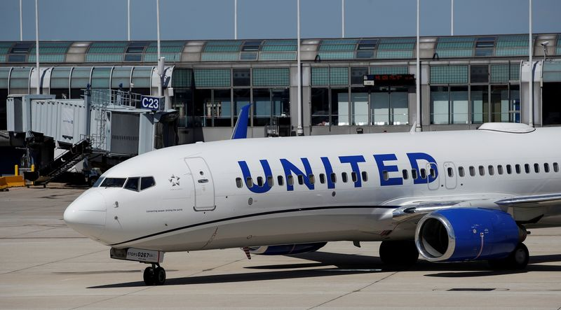 United, American carry out repairs on Boeing 737 MAX planes