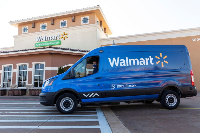 Echoing Amazon: Walmart, Target try local package delivery