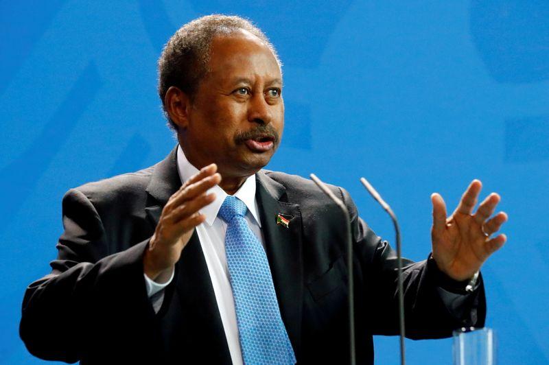 حمدوك: السودان سيحصل الأسبوع القادم على 700 مليون دولار من البنك الافريقي للتصدير والاستيراد