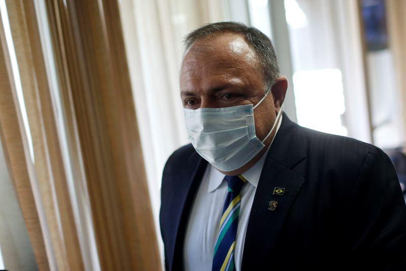 Presidente da CPI suspende depoimento de Pazuello, que será retomado na quinta-feira