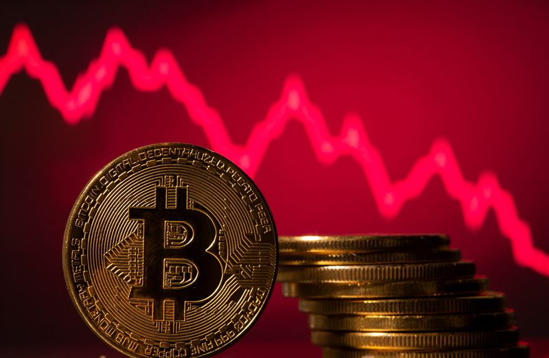 Recovery rally takes bitcoin back above $40k; Treasury proposal weighs on gains