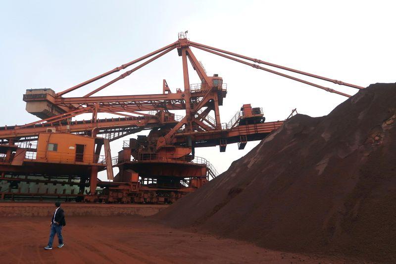China's industrial commodities slide after Beijing warns of market crackdown