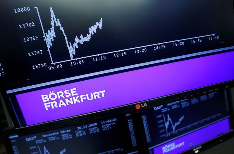 L'Europe échappe à la tendance baissière de Wall Street