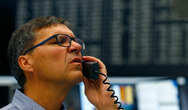 Rebond pour les Bourses européennes, Wall Street en hausse