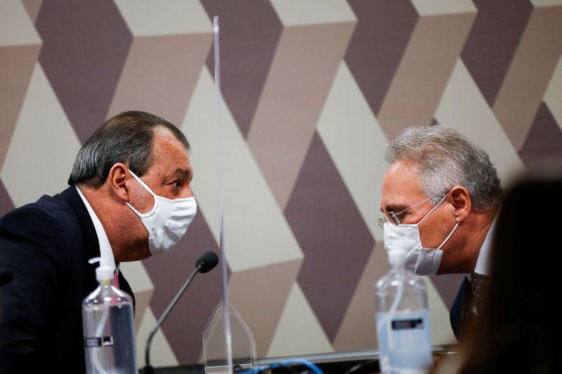 Presidente da CPI da Covid sugere fazer relatório preliminar do primeiro mês de investigação