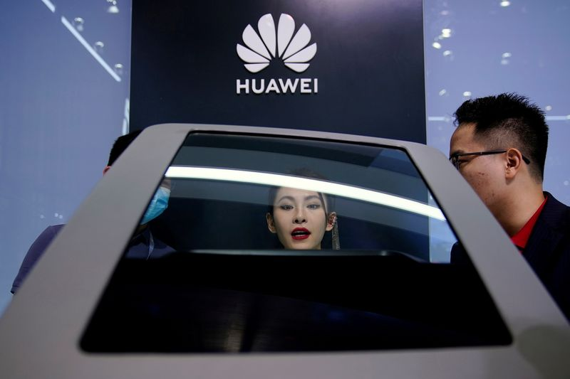 Exclusive-Huawei-Changan smart car partnership expands to include chips - sources