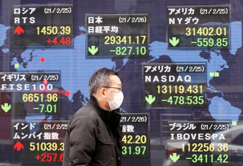 الأسهم اليابانية تغلق مرتفعة بفضل مكاسب السوق الأمريكية
