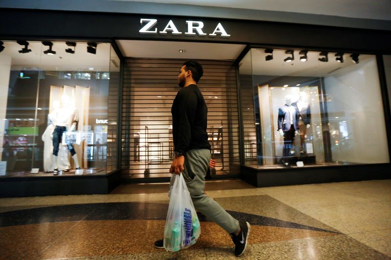 Zara owner Inditex to close all stores in Venezuela, local partner says