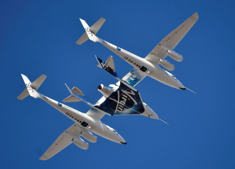 Virgin Galactic moves one step closer to commercial space flights