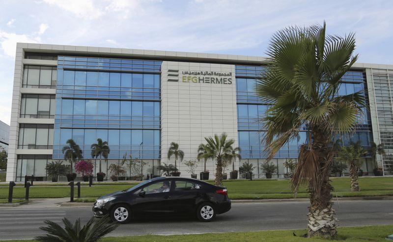 مقابلة-هيرميس المصرية تتم شراء 51% في بنك الاستثمار العربي خلال الربع/3