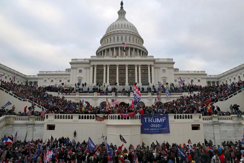 U.S. Republicans clash over Jan 6 panel as Senate debate looms