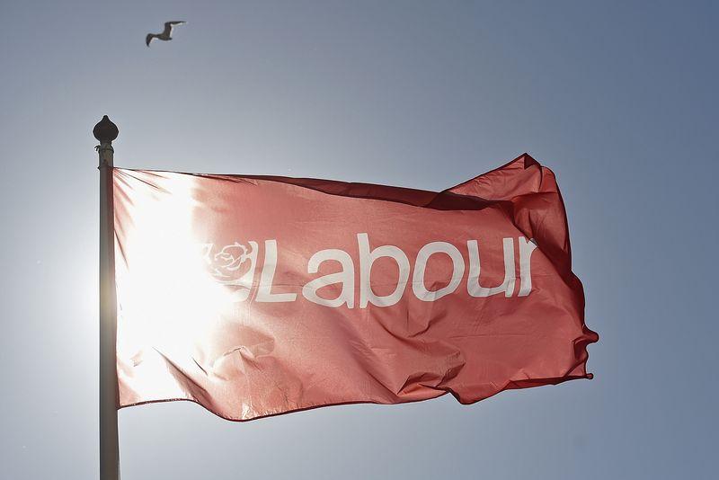 UK's Labour pushes for vote on U.S. minimum corporation tax plan