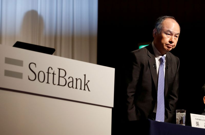 SoftBank CEO slams Games as Japan races to catch up on vaccinations