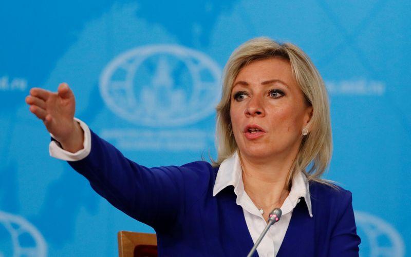 Россия назвала шокирующей реакцию Запада на инцидент с посадкой самолета Ryanair в Минске