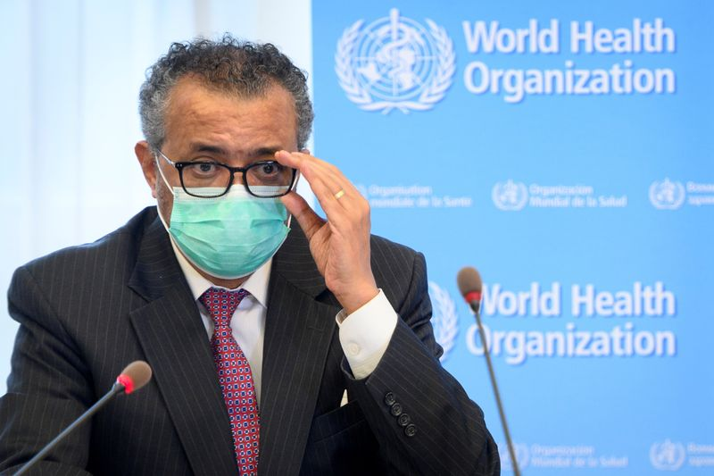 WHO sets new targets for vaccinating world's poorest to end 'scandalous inequity'