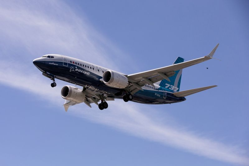 Lessor SMBC orders 14 additional 737 MAX jets from Boeing
