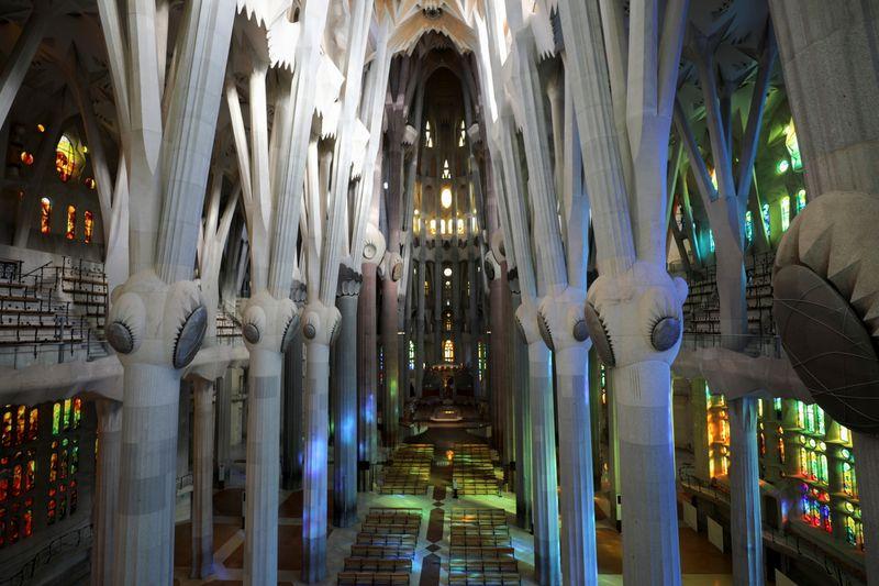 Pandemic delays completion of Spain's Sagrada Familia beyond 2026