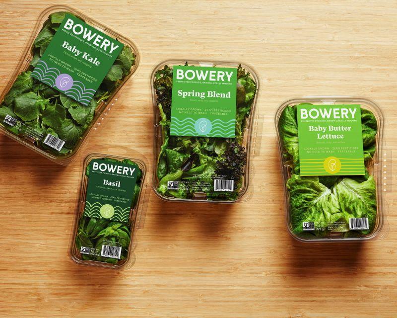 Indoor vertical farming startup Bowery Farming raises $300 million