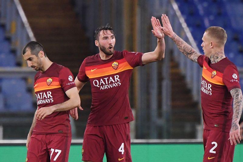 L'AS Rome remporte le derby face à la Lazio