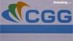 Chute de près de 12% pour le titre CGG, le groupe entame sa restructuration