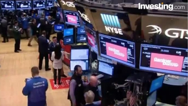 Wall St up as defense stocks gain on Saudi deal