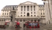 Индексы Великобритании в минусе на фоне укрепляющегося фунта