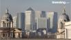 U.K. stocks edge high as pound firm around $1.30