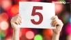 Cinco cosas de las que estar pendientes hoy martes