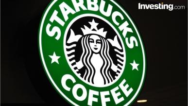 Starbucks is bucking the online retail trend
