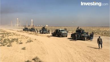 Нефть подорожала благодаря новостям из Ирака и Ирана