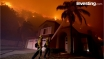 N. California Fires Kills 40, Damages Billions In Property